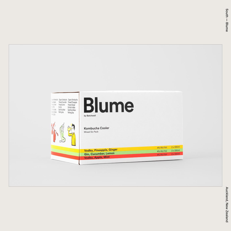 South — Blume