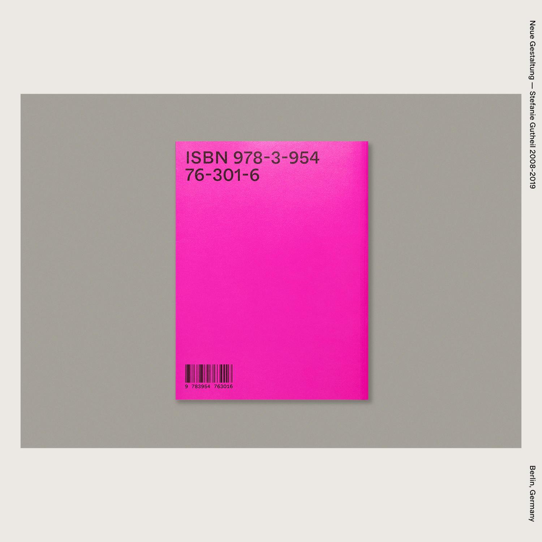 Neue Gestaltung — Stefanie Gutheil 2008-2019