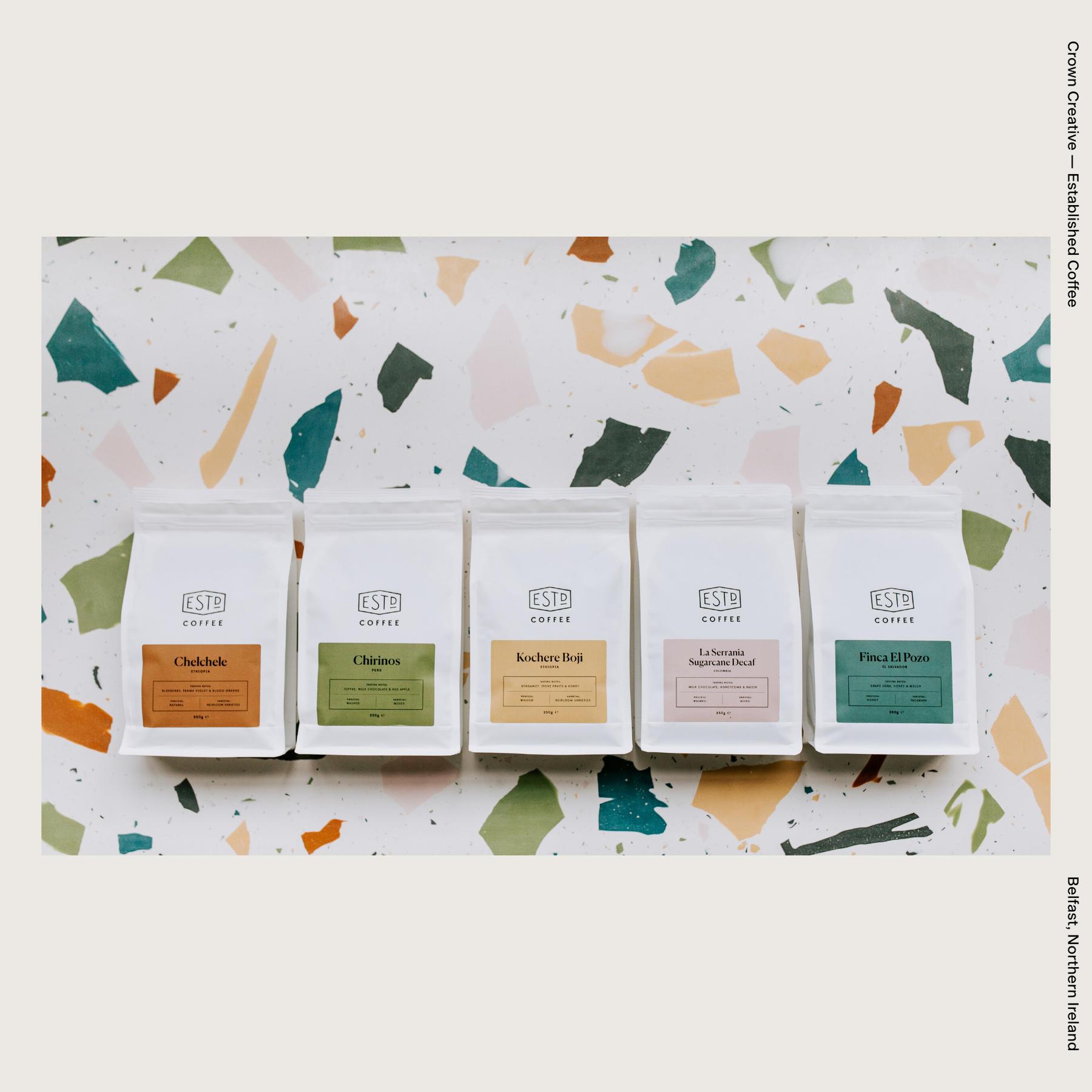Crown Creative — Established Coffee