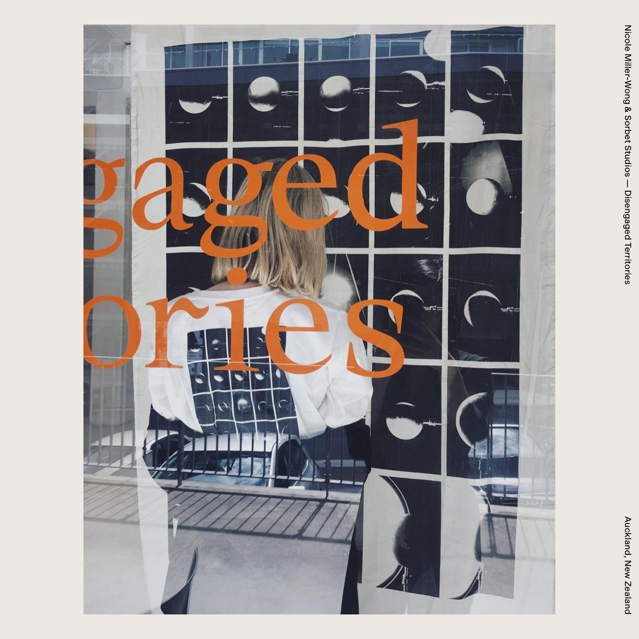 Nicole Miller-Wong & Sorbet Studios — Disengaged Territories