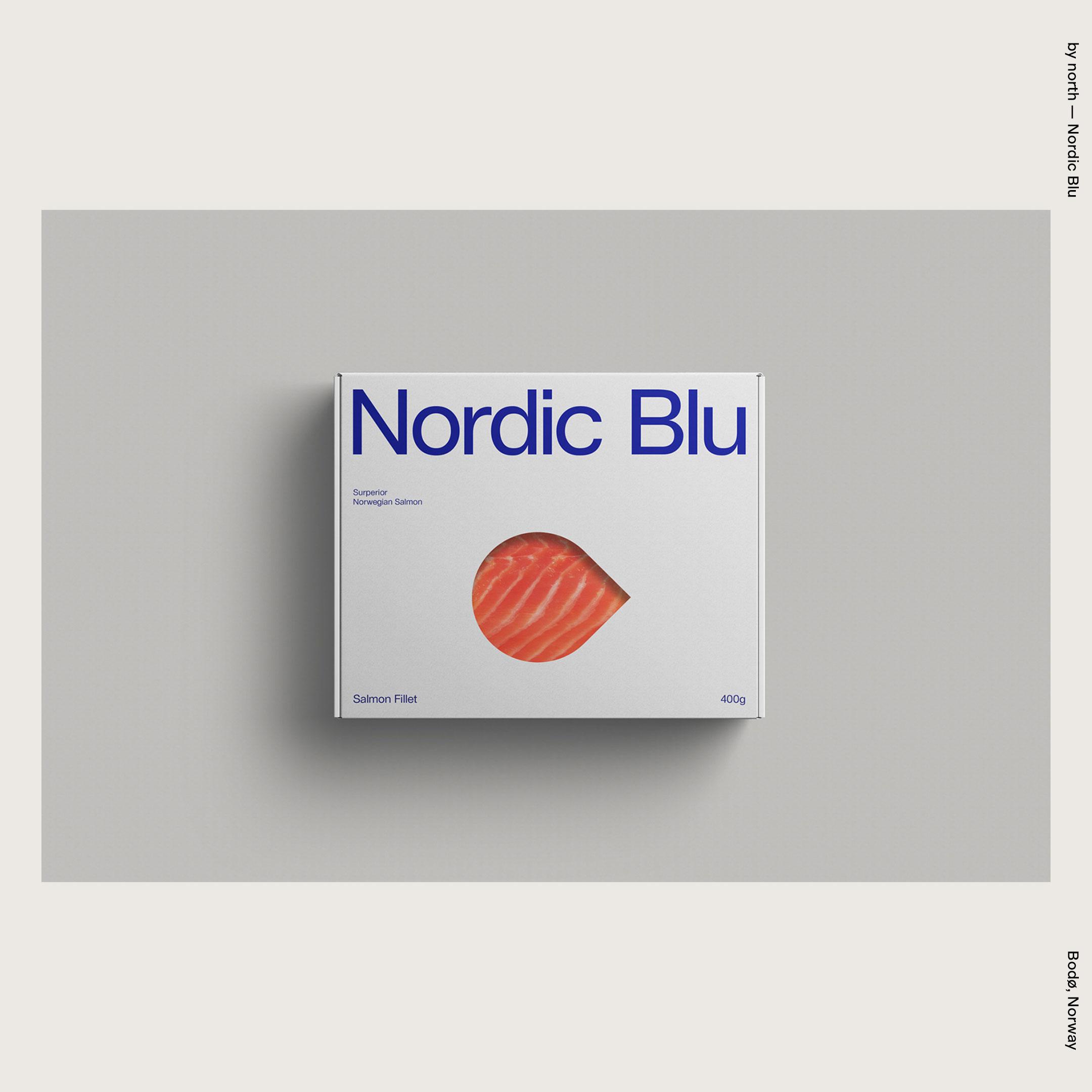 by north — Nordic Blu