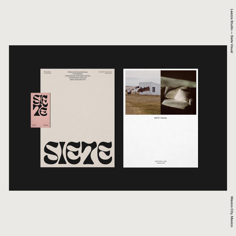 Laezza Studio — Siete Visual