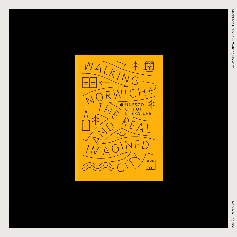 Maddison Graphic — Walking Norwich