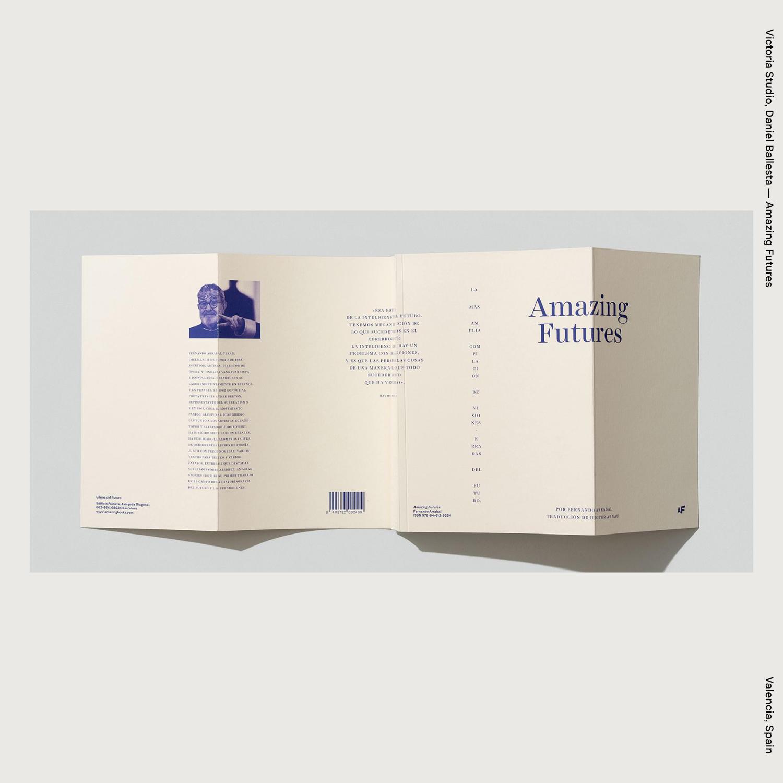 Victoria Studio, Daniel Ballesta — Amazing Futures