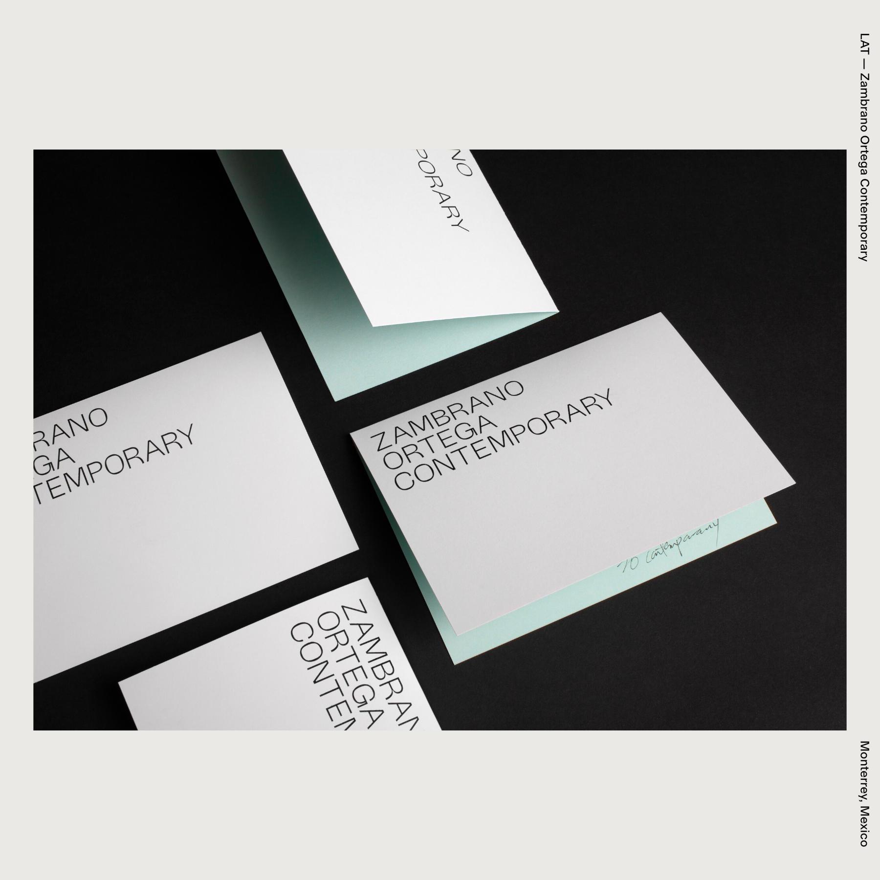 LAT — Zambrano Ortega Contemporary