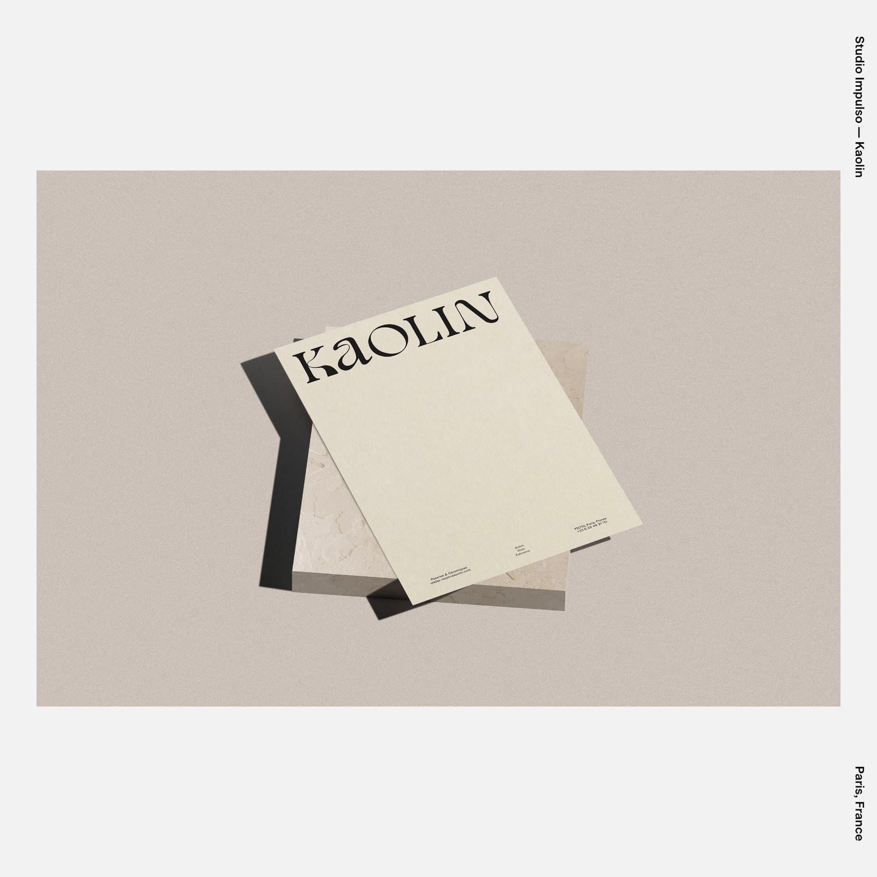 Studio Impulso — Kaolin