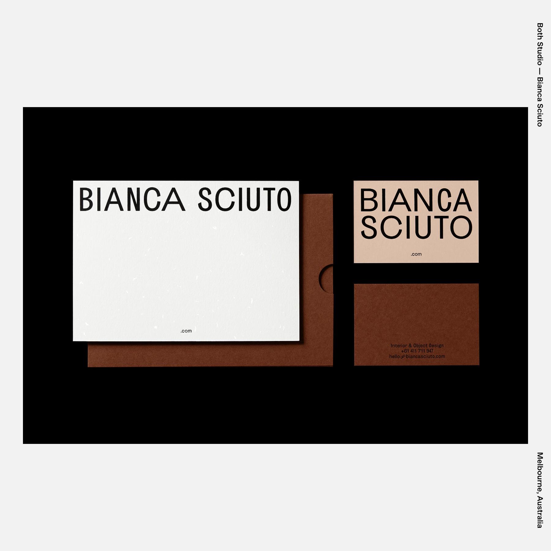 Both Studio — Bianca Sciuto