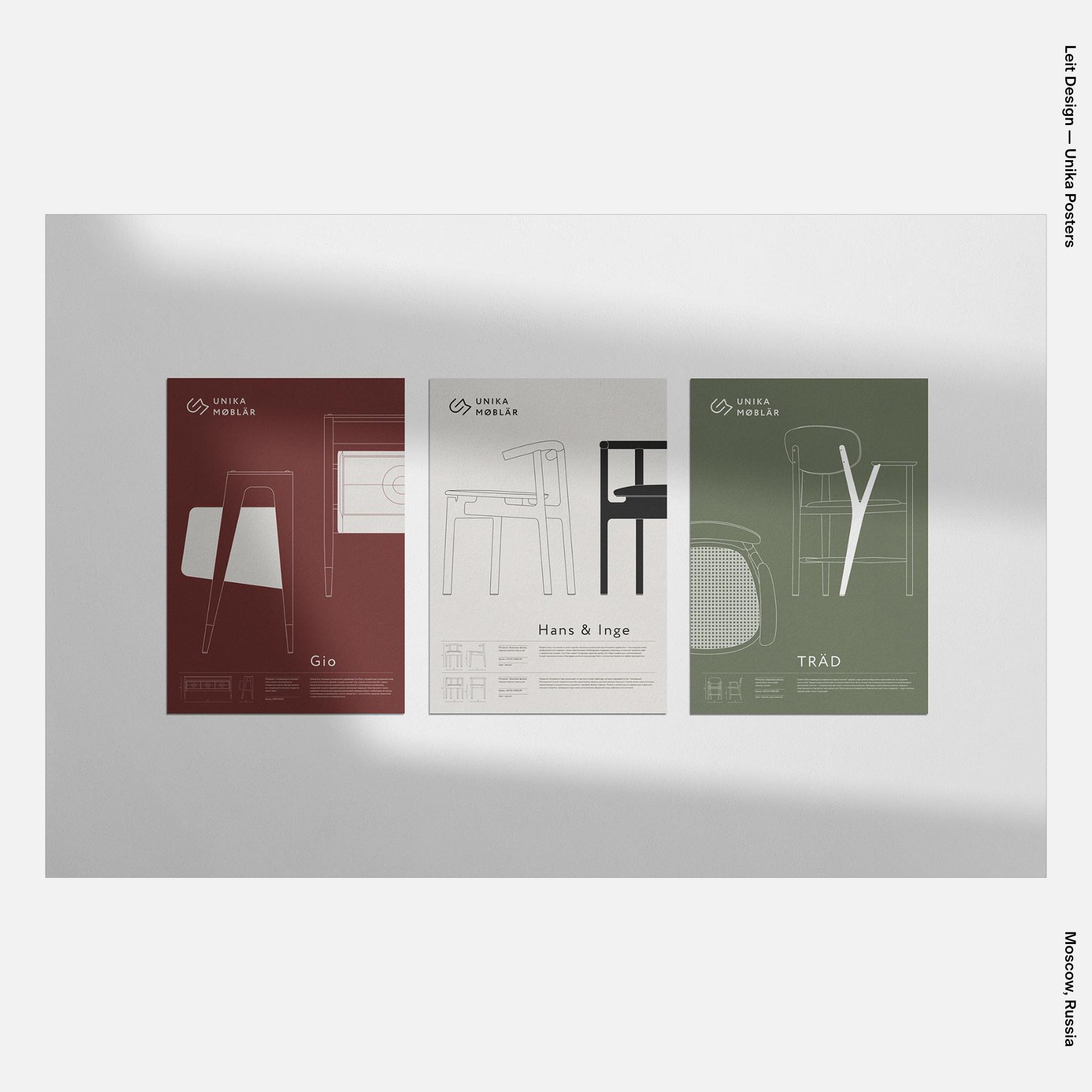 Leit Design — Unika Posters