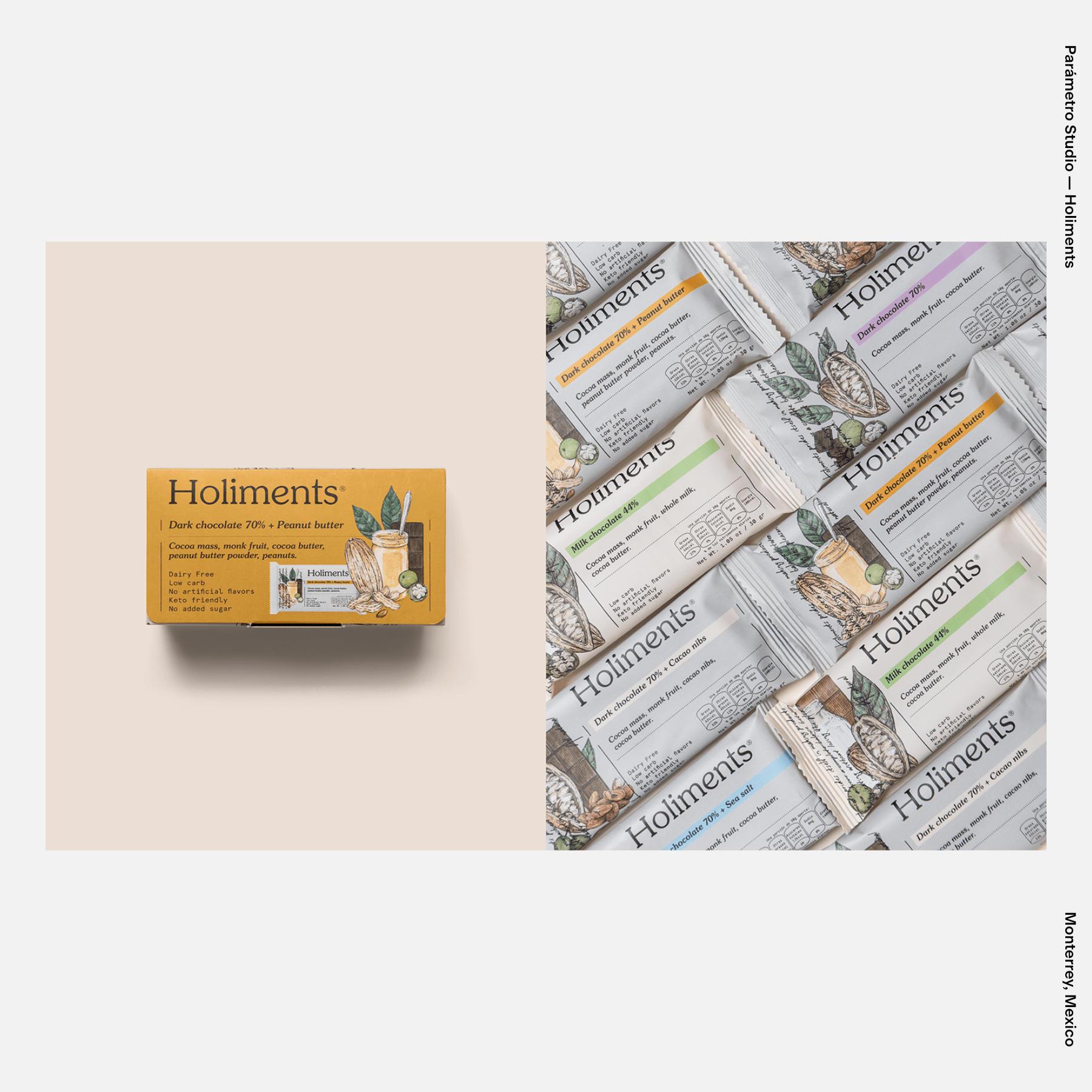 Parámetro Studio — Holiments