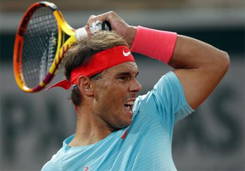 Roland Garrosilla on vain yksi kuningas