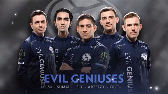 Evil Geniuses - OG