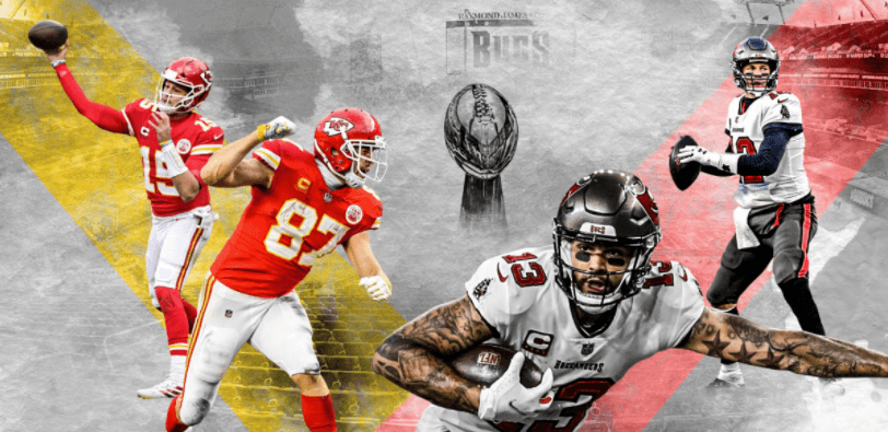 Super Bowl LV | 7.2.2021 | Tampa Bay vs. Kansas City Chiefs