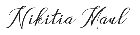 Nikitia Maul, Designer & Assistant