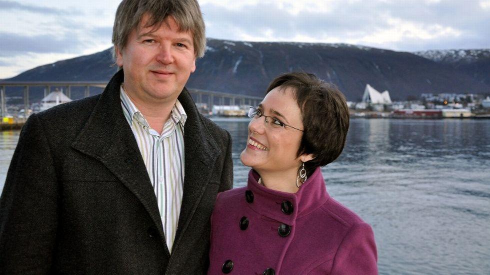 Signe og Bengt-Are