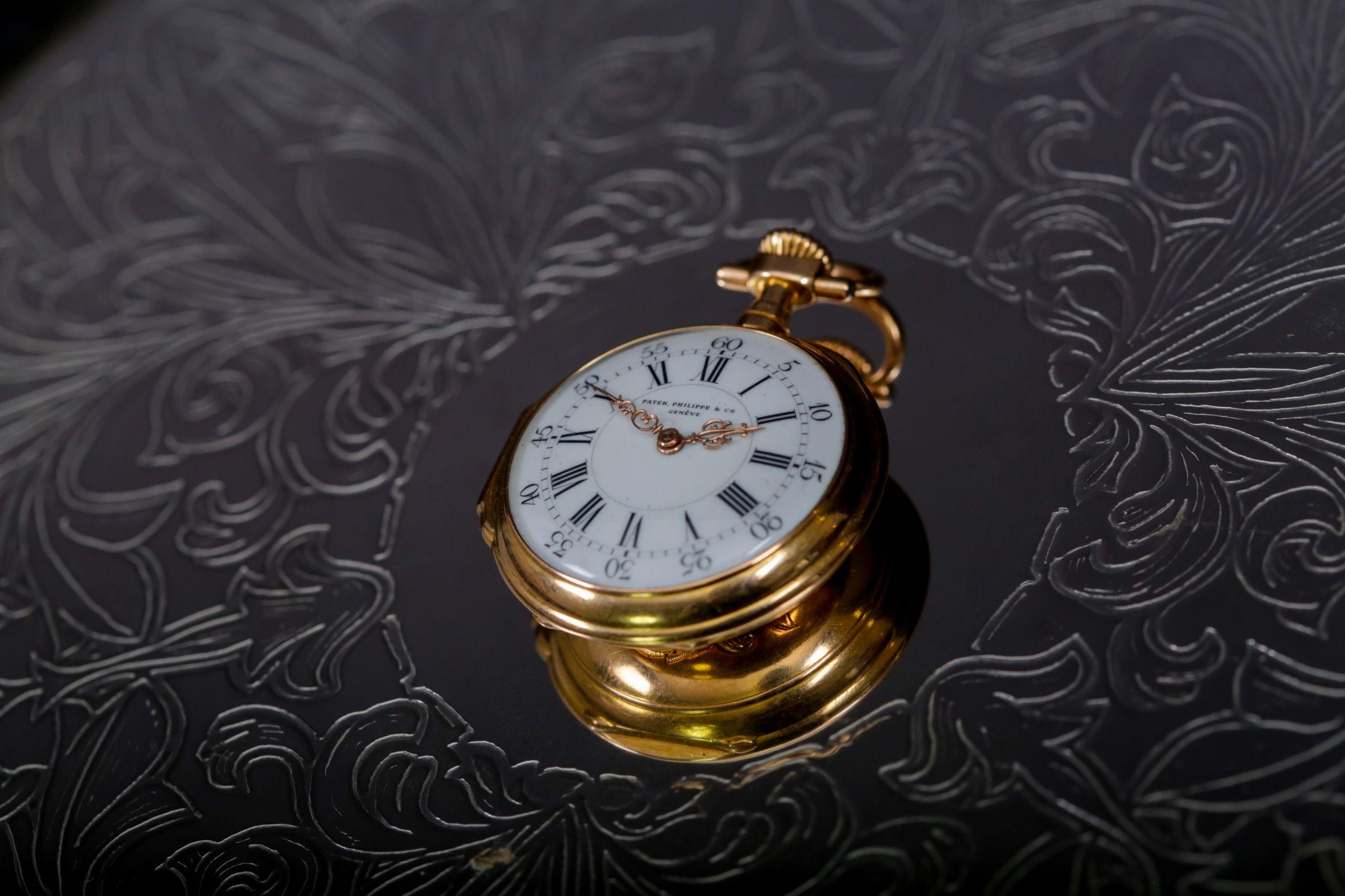 Patek Philippe Louis XV Pocket watch