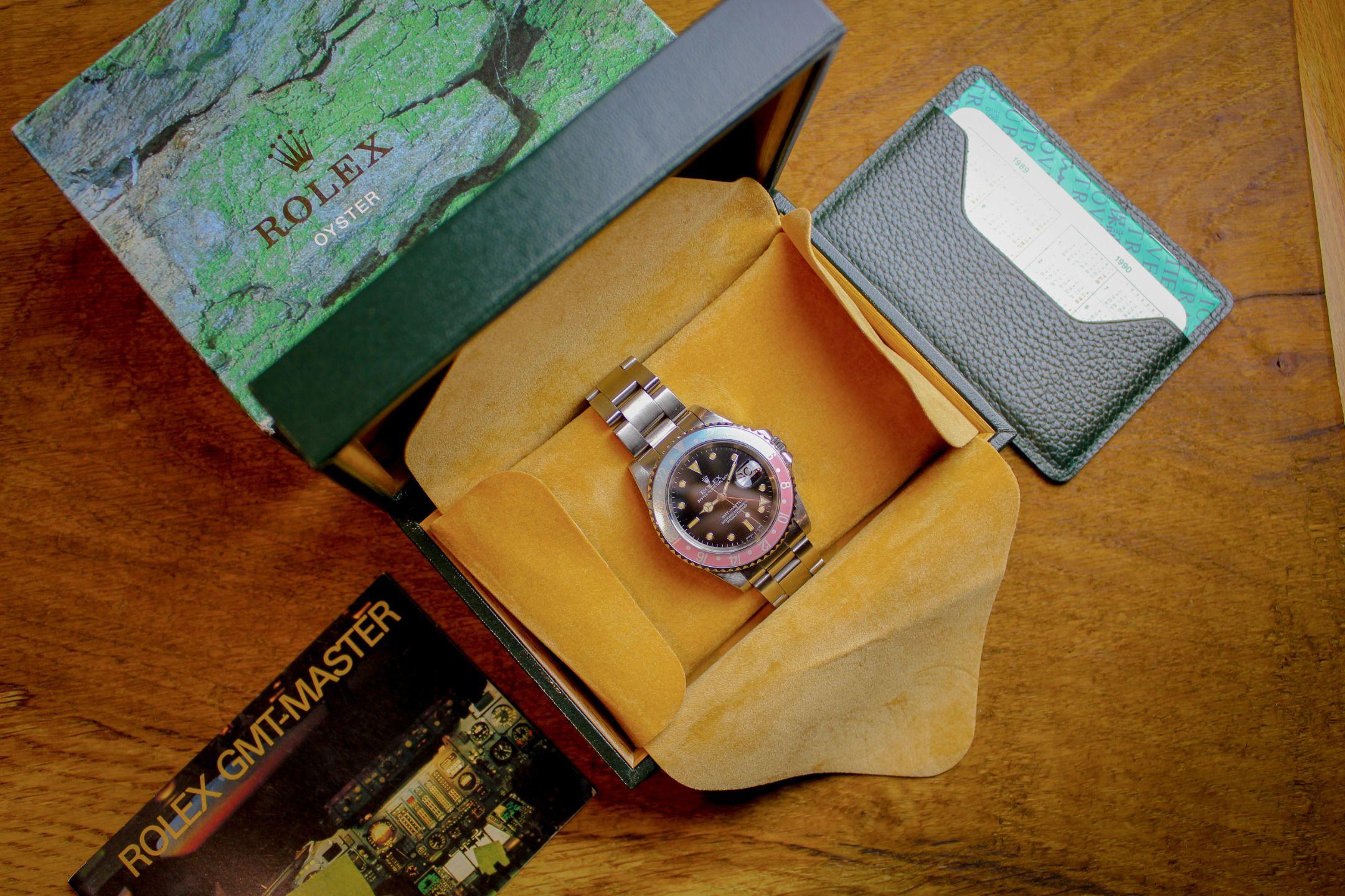 Rolex ref 16700 GMT