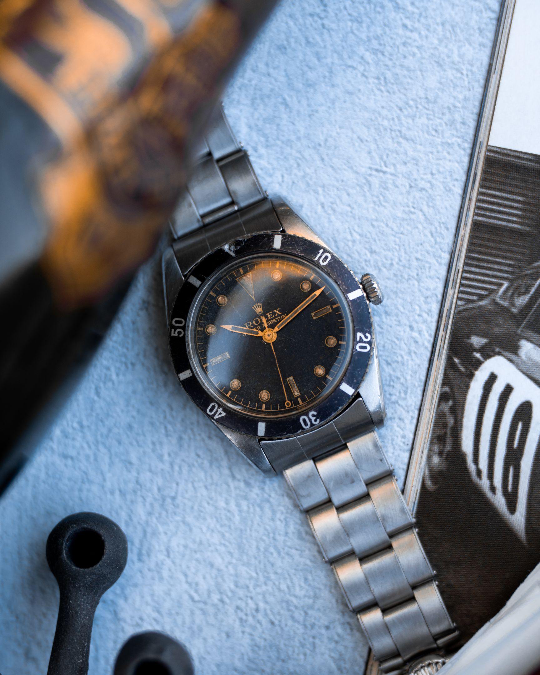 Rolex 6205 Submariner