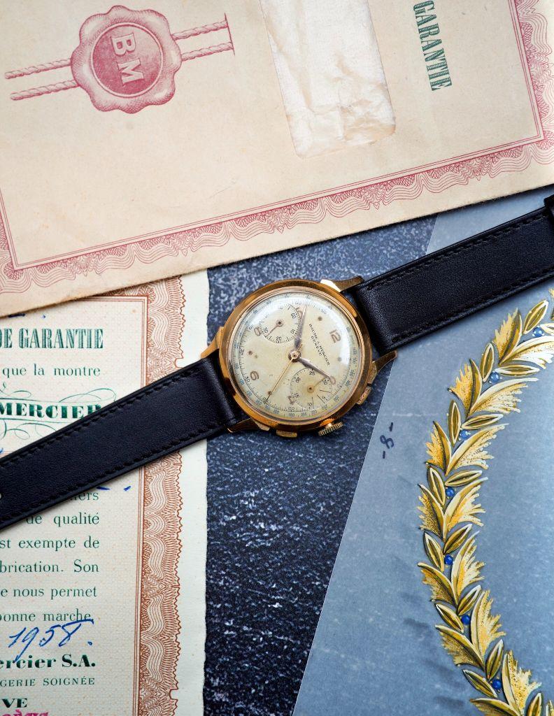 Baume & Mercier Chronograph