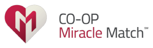 Co-op miracle match logo
