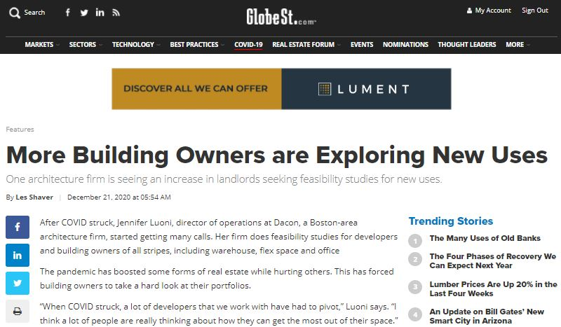 More Building Owners Are Exploring New Uses