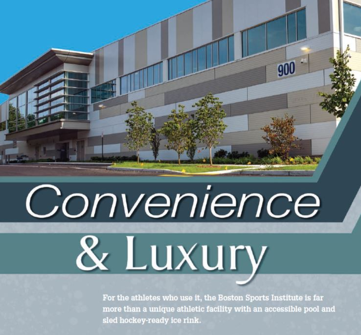 Convenience and Luxury - The Boston Sports Institute