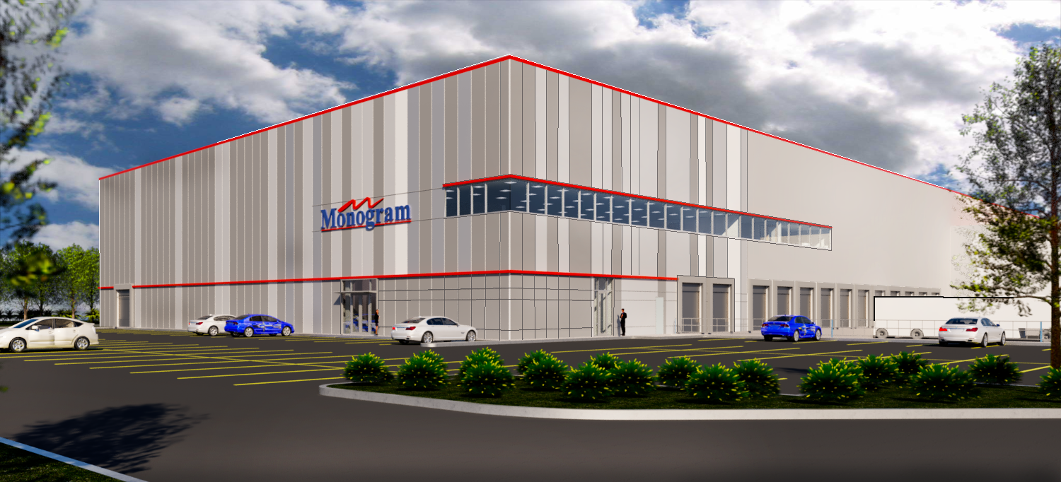 Monogram Foods, Paradigm Properties and Dacon Collaborate on New 135,000 SF Production Facility Forecasting 300 Jobs to Haverhill