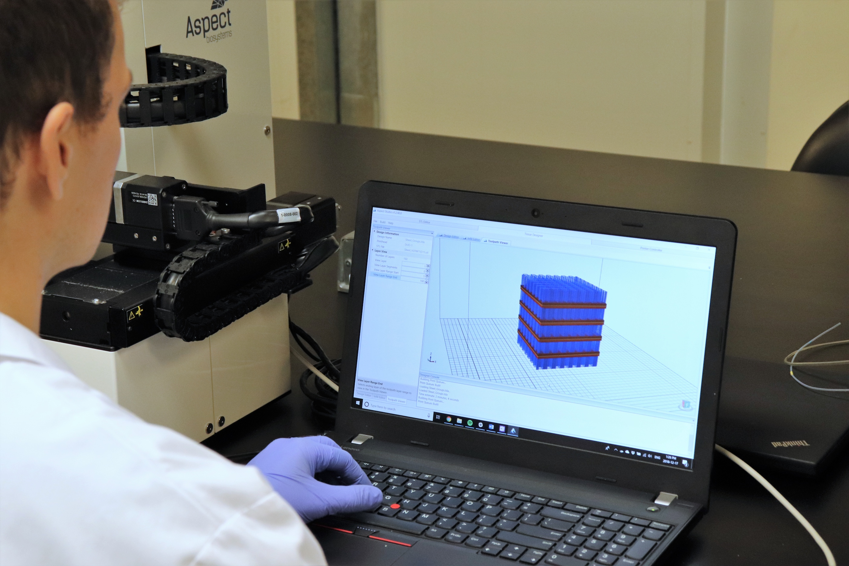 Aspect Biosystems' Tissue Design and Fabrication
