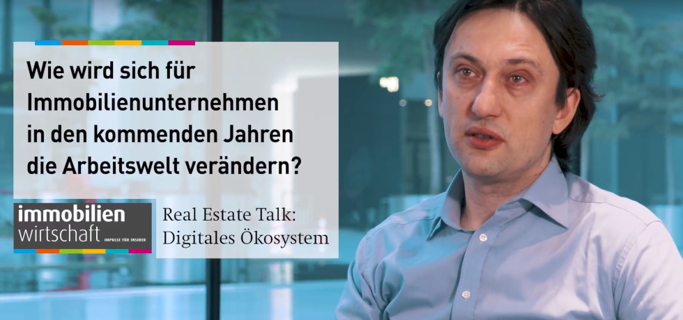 Real Estate Talk ERP – Portalwächter der Digitalisierung
