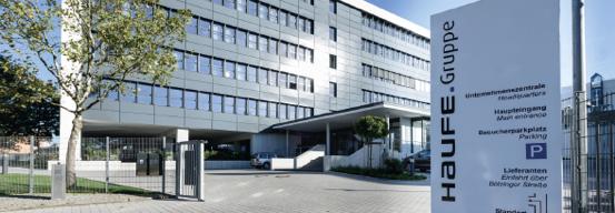 Haufe Gruppe - Firmengebäude