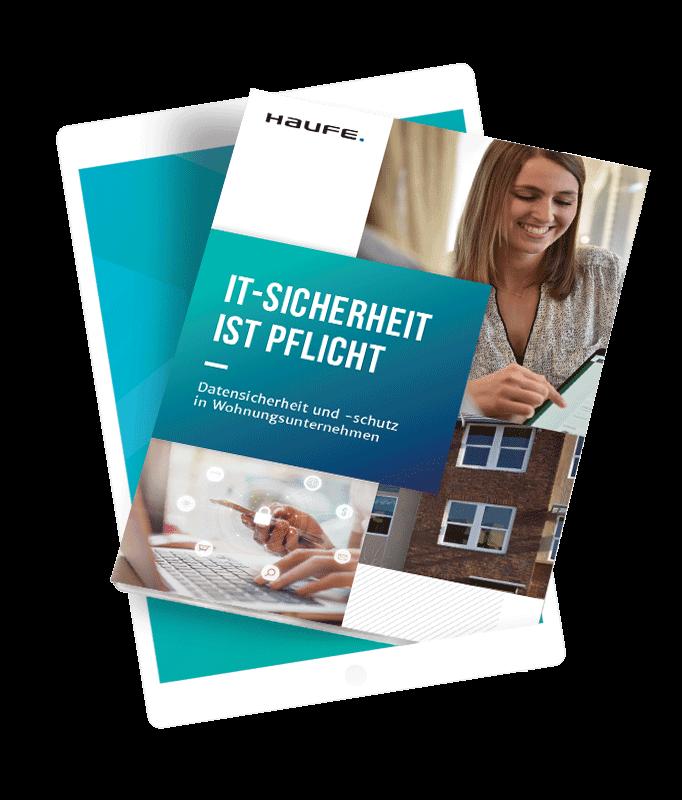 Exklusives E-book: IT-Sicherheit ist Pflicht.