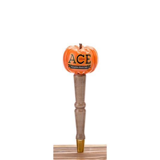 Ace pumpkin tap handle