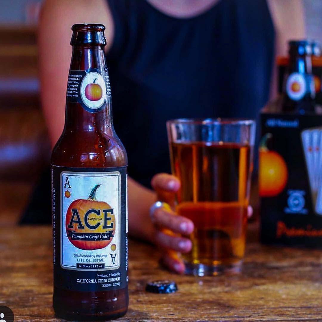 Ace Cider Bottle