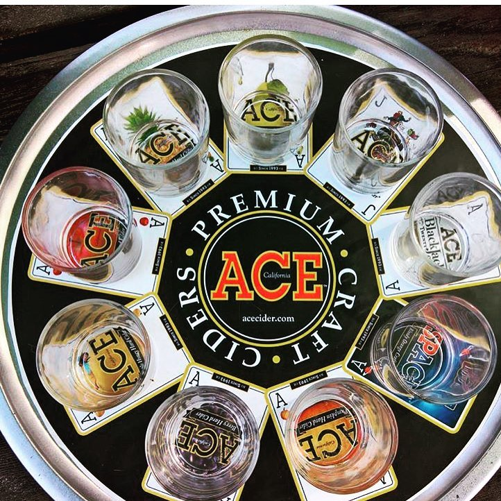 Tasting with ACE Cider