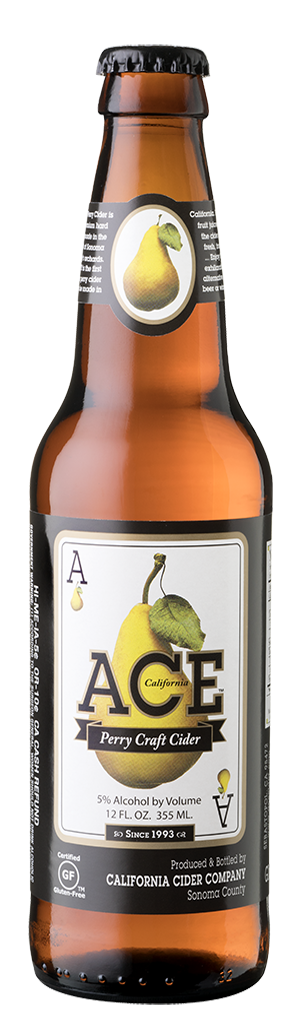 Pineapple craft cider Ace Cider