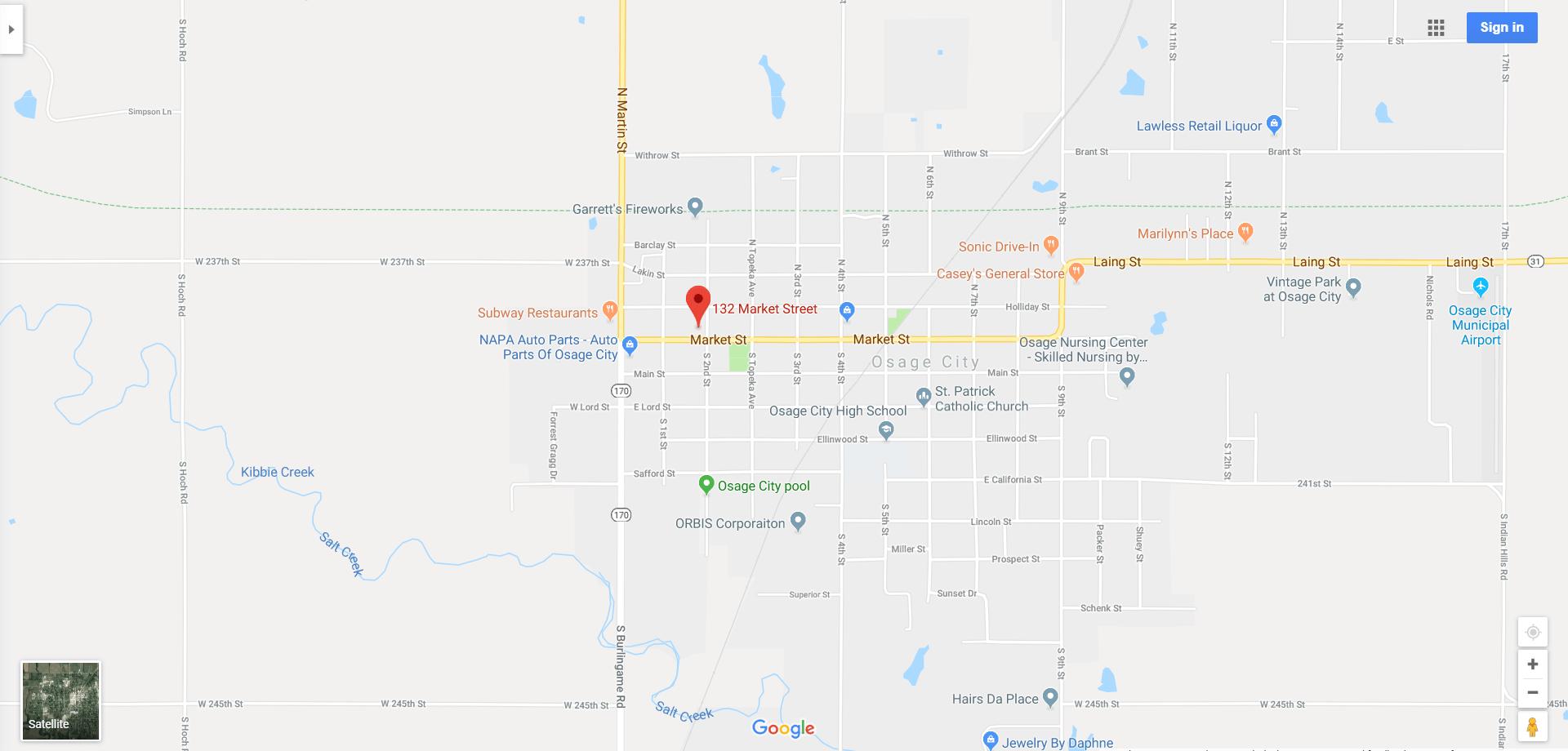 Flint Hills Beverage – Osage City