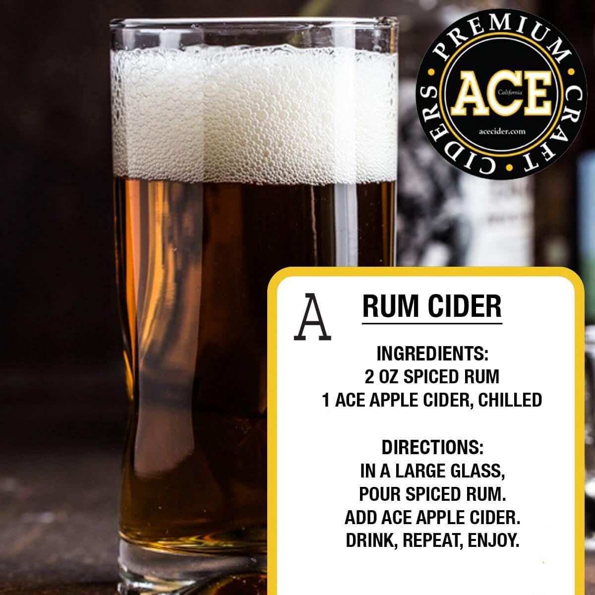 ACE Rum Cider