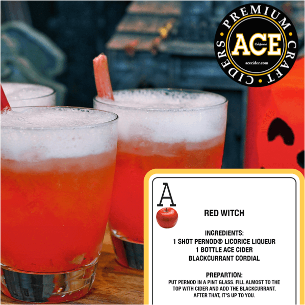 ACE Red Witch