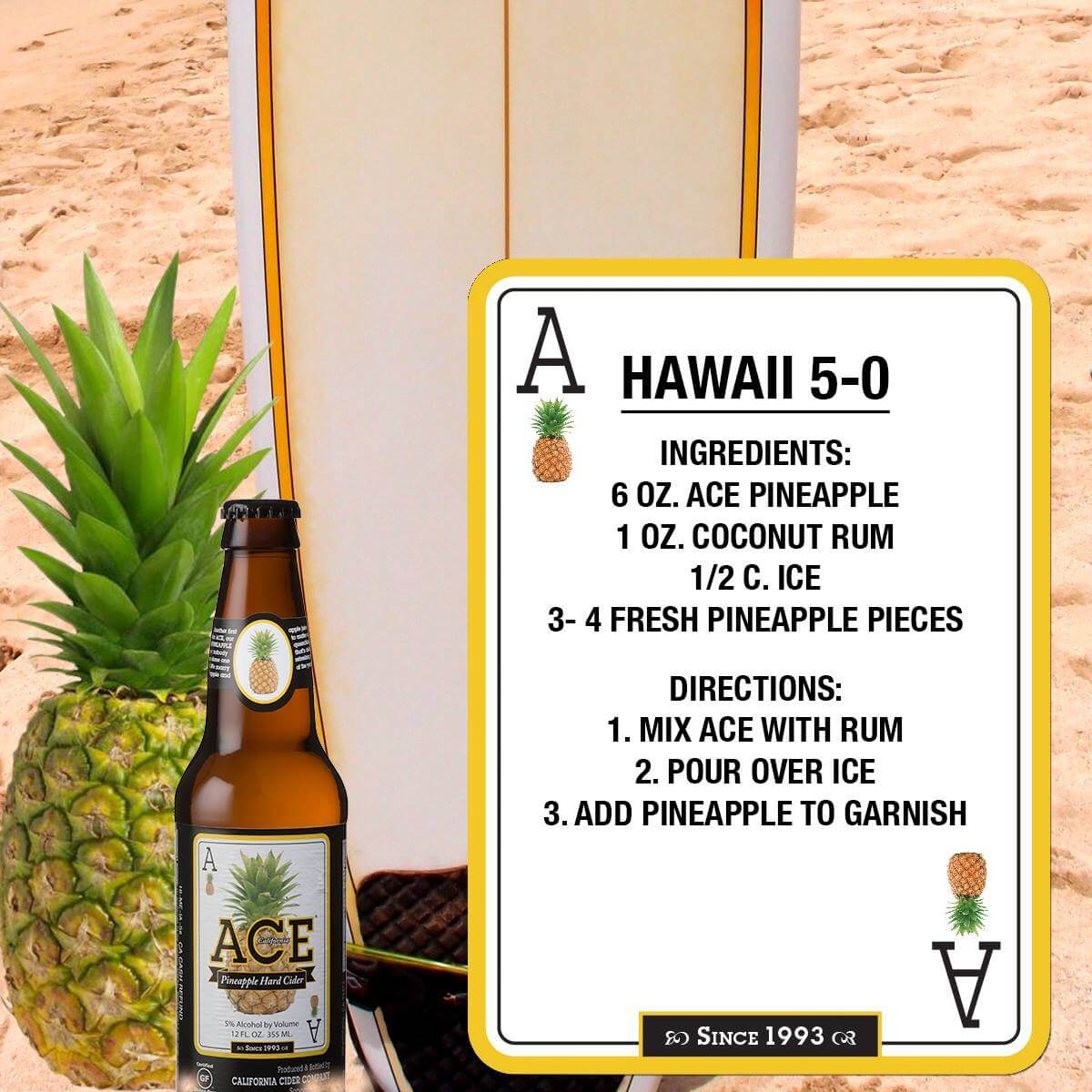 ACE Hawaii 5-0