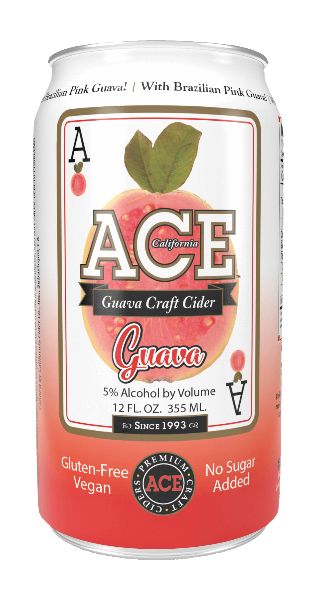 pumpkin craft cider by ace cider