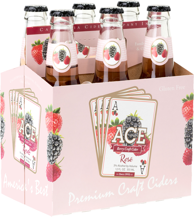 ACE Berry Rose