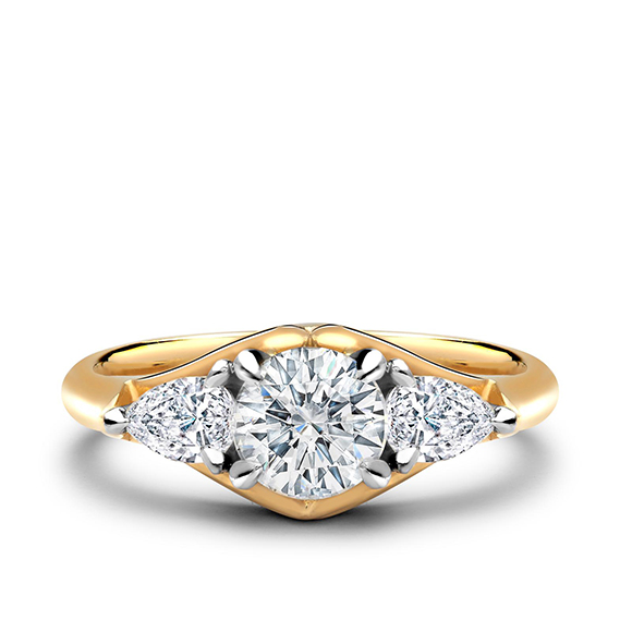 Humphreys London engagement ring