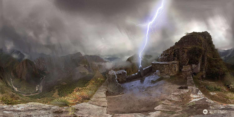 Peru, Machu Picchu, Period Piece, Microsoft