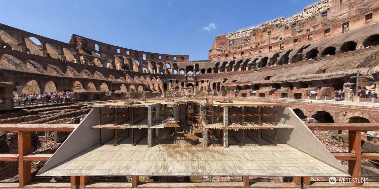 Colosseum, Rome, Period Piece, Microsoft