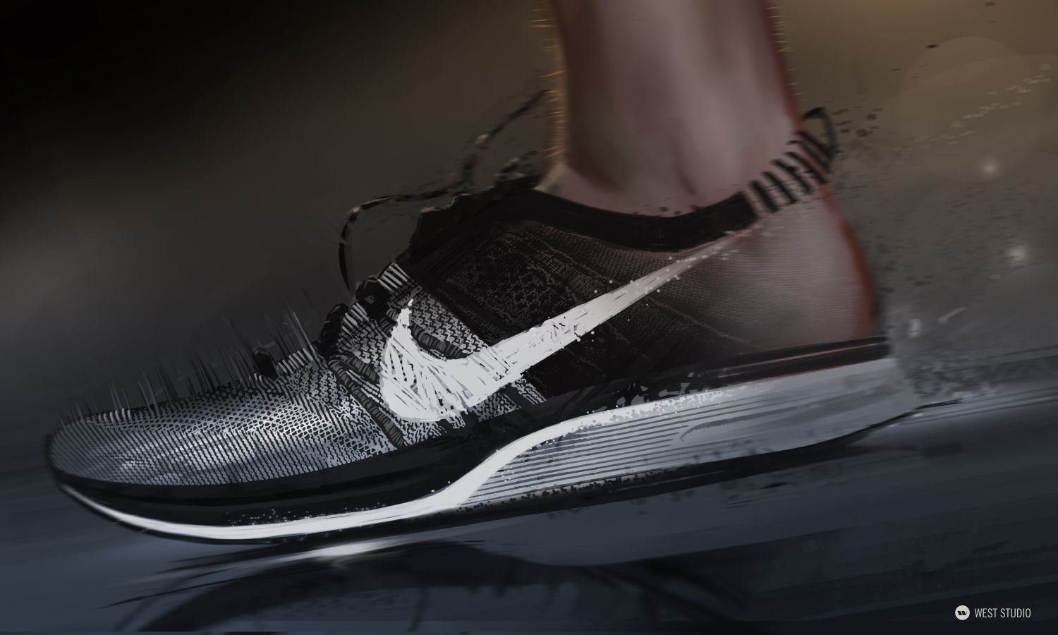 Nike, Commercial, Digital Domain, Biomorph, VFX Concepts