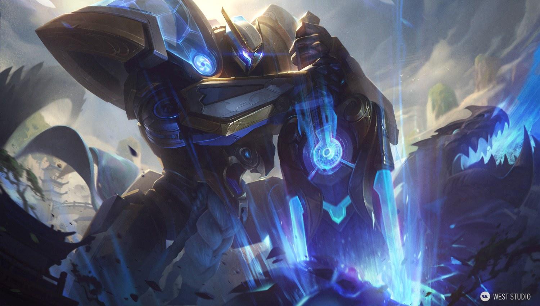 Riot Games, League of Legends, Splash Art, Key Art, Marketing, Illustration, Character Design