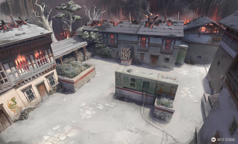 Riot Games, Valorant, Concept Art, Environment Concepts, Maps, Levels, Gave Development, Layout, Visual Development, Games