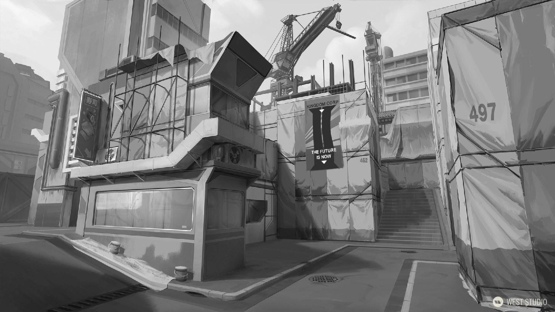 Riot Games, Valorant, Concept Art, Environment Concepts, Maps, Levels, Game Development, Layout, Visual Development, Games