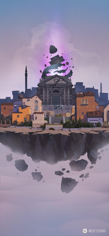 Riot Games, Riot, Valorant, Illustration, Key Art, Game Development, In Game Art, Poster, West Studio, Digital Art