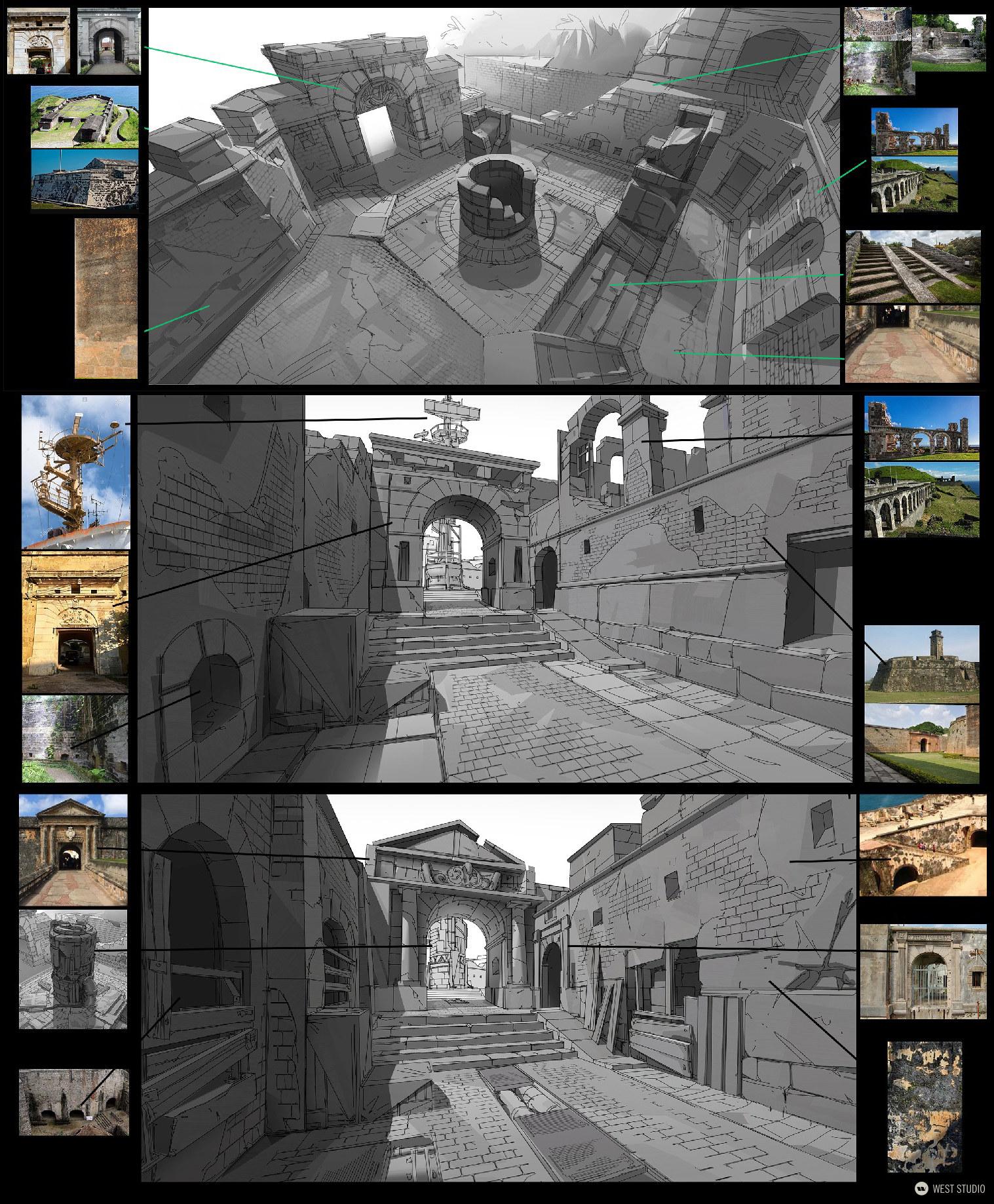Riot Games, Riot, Valorant, Illustration, Environment Concepts, Concept Art, Game Development, In Game Art, West Studio, Digital Art, Location Design