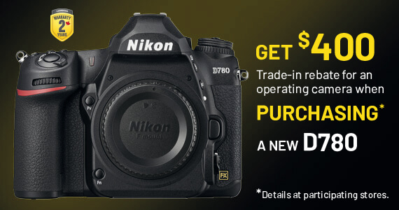 D780 Trade-in